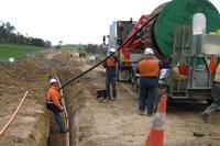 Прокладка силового кабеля в Миассе. Электромонтаж