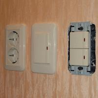 Монтаж, ремонт, замена выключателей Миасс